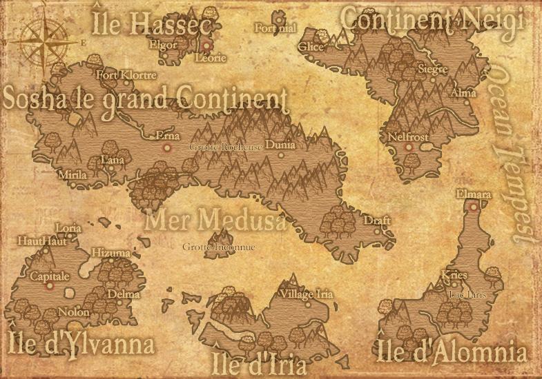 [En pause] La Fleur de Romance Carte-du-monde-3304b02